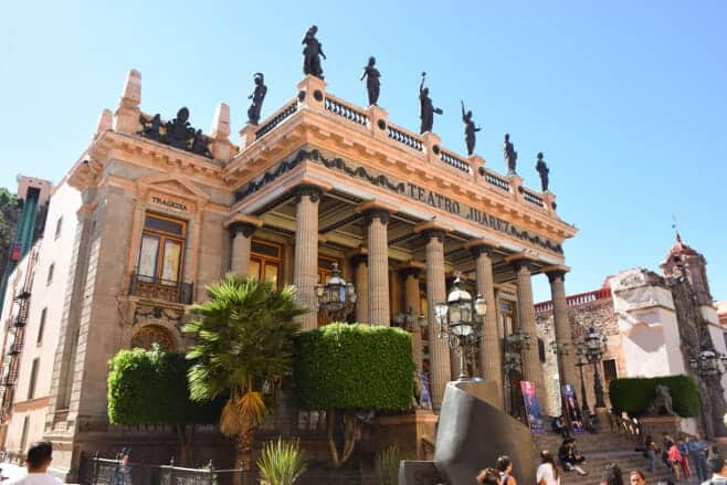 what to see in Guanajuato