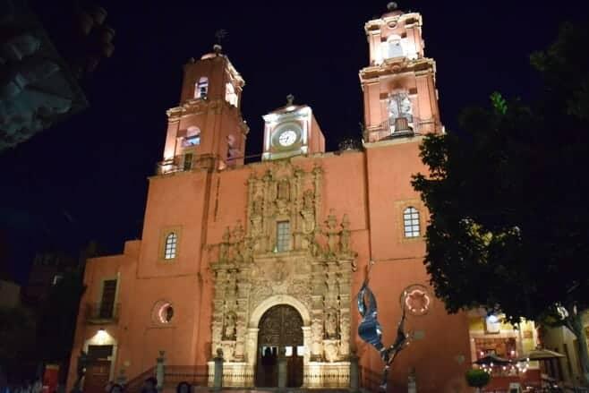 que ver en Guanajuato