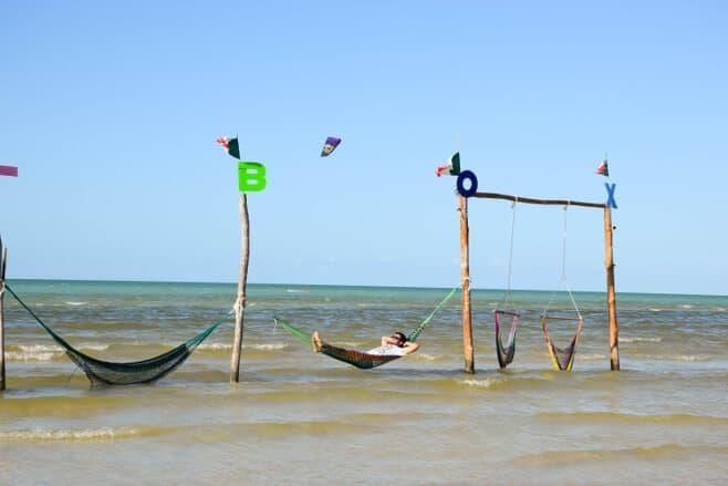 ruta por la Riviera Maya por libre en una semana