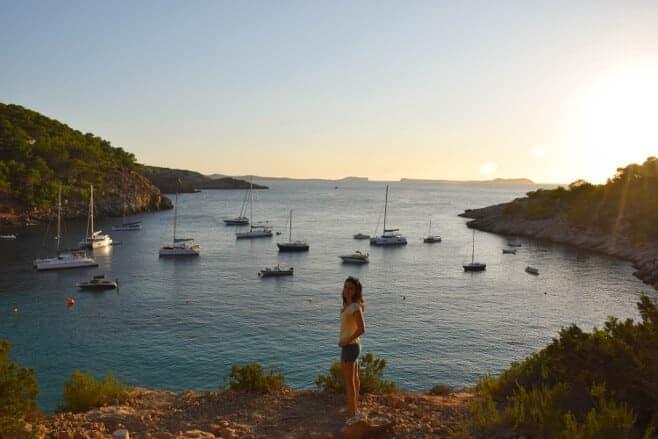 las mejores playas de ibiza y calas