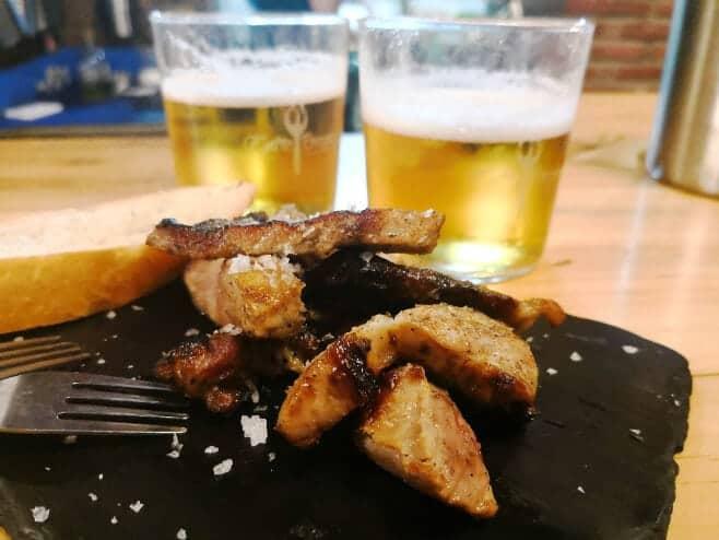 mejores bares para ir de tapas en Granada
