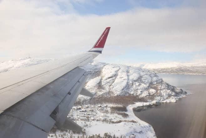 ruta por laponia noruega