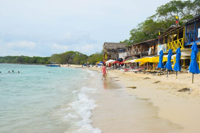 what to see in baru and the rosario islands cartagena colombia