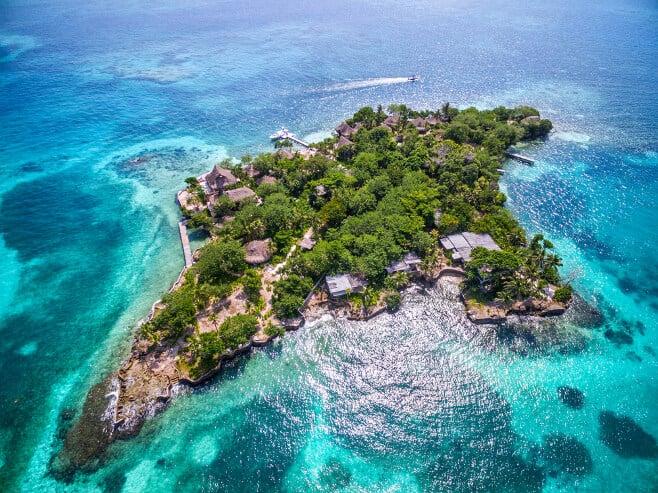 que ver en baru y las islas del rosario cartagena colombia