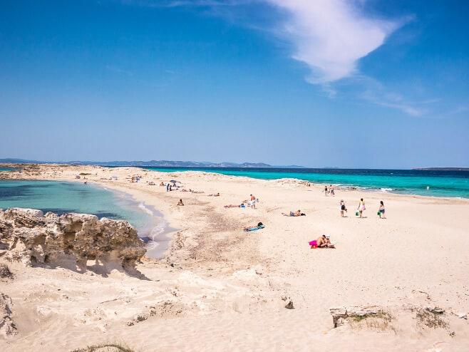 mejores playas de españa formentera