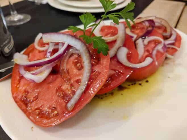 restaurantes de santander tomate del casimira