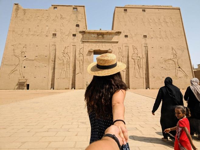 es seguro viajar a Egipto