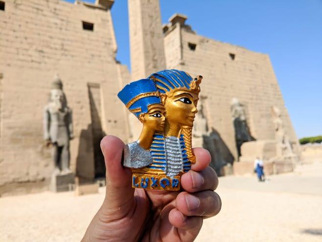 ruta por Egipto en una semana