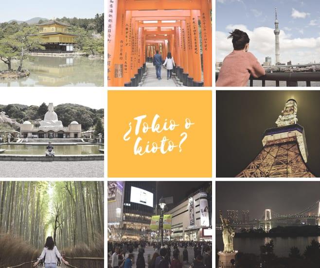 Tokio o Kioto