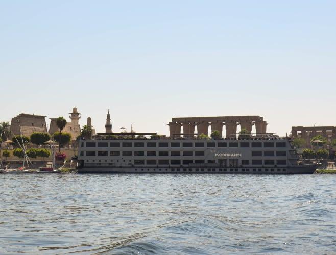 crucero por el Nilo egipto
