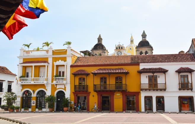 ruta por colombia