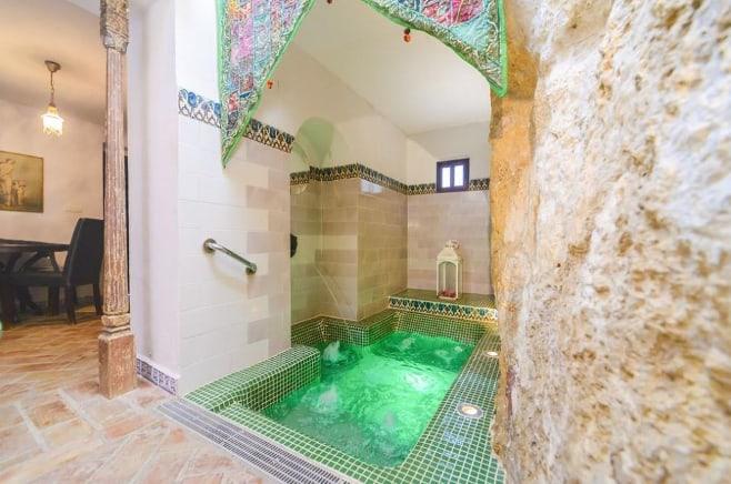 Jacuzzi Exterior Sevilla.Los Mejores Hoteles Con Jacuzzi En Espana