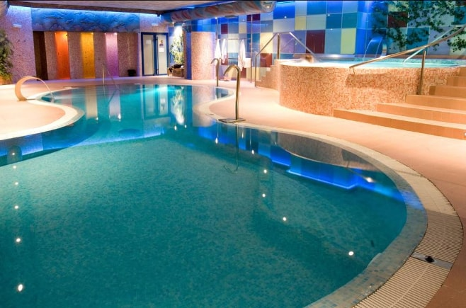 mejores hoteles con spa en espana