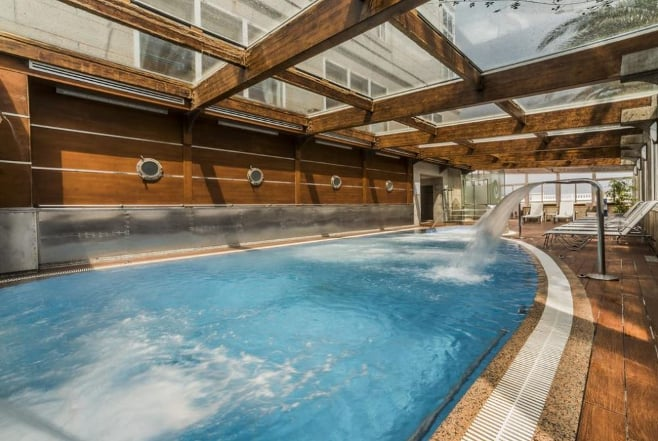 mejores hoteles con jacuzzi en espana