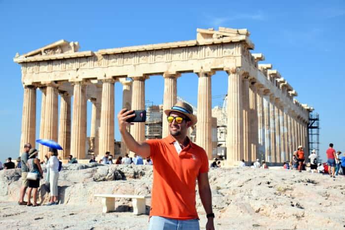 Qué ver en Atenas Acrópolis