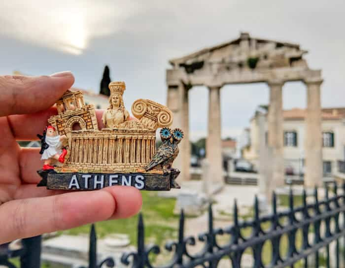 Que ver en Atenas: Agora Romana