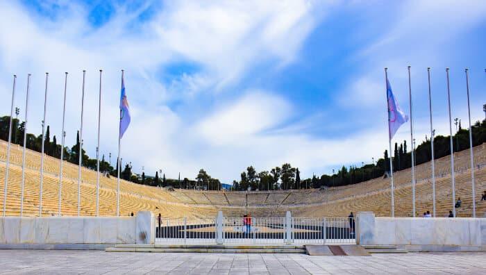 Que ver en Atenas: Estadio Panathinaiko