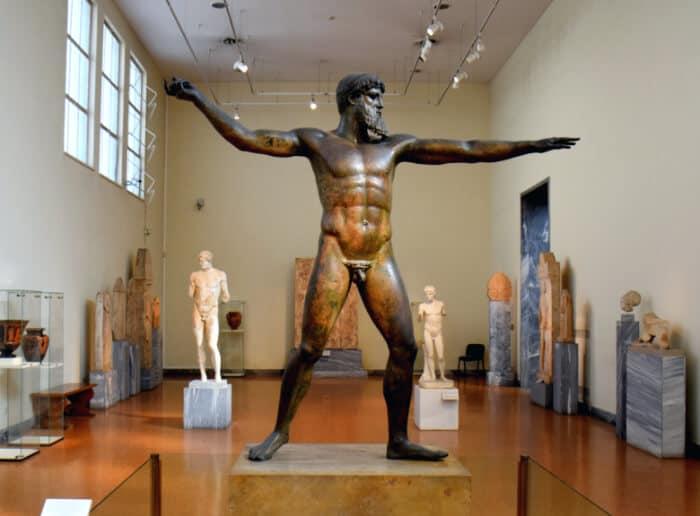 Que ver en Atenas: Museo Arquelógico Nacional