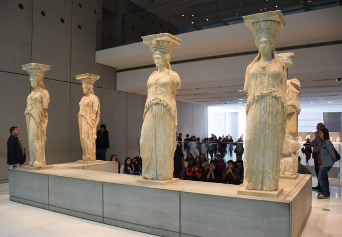 Que ver en Atenas: Museo de la Acrópolis