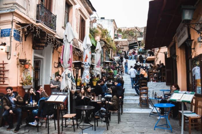 Que ver en Atenas: Barrio de Plaka