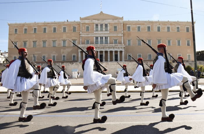 Que ver en Atenas: Plaza Syntagma
