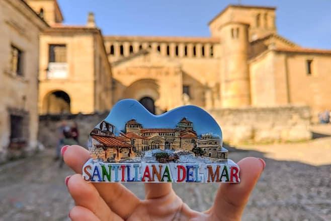 Pueblos más bonitos de cantabria Santillana del Mar