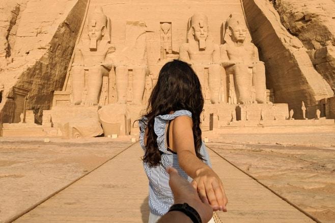 crucero por el Nilo home