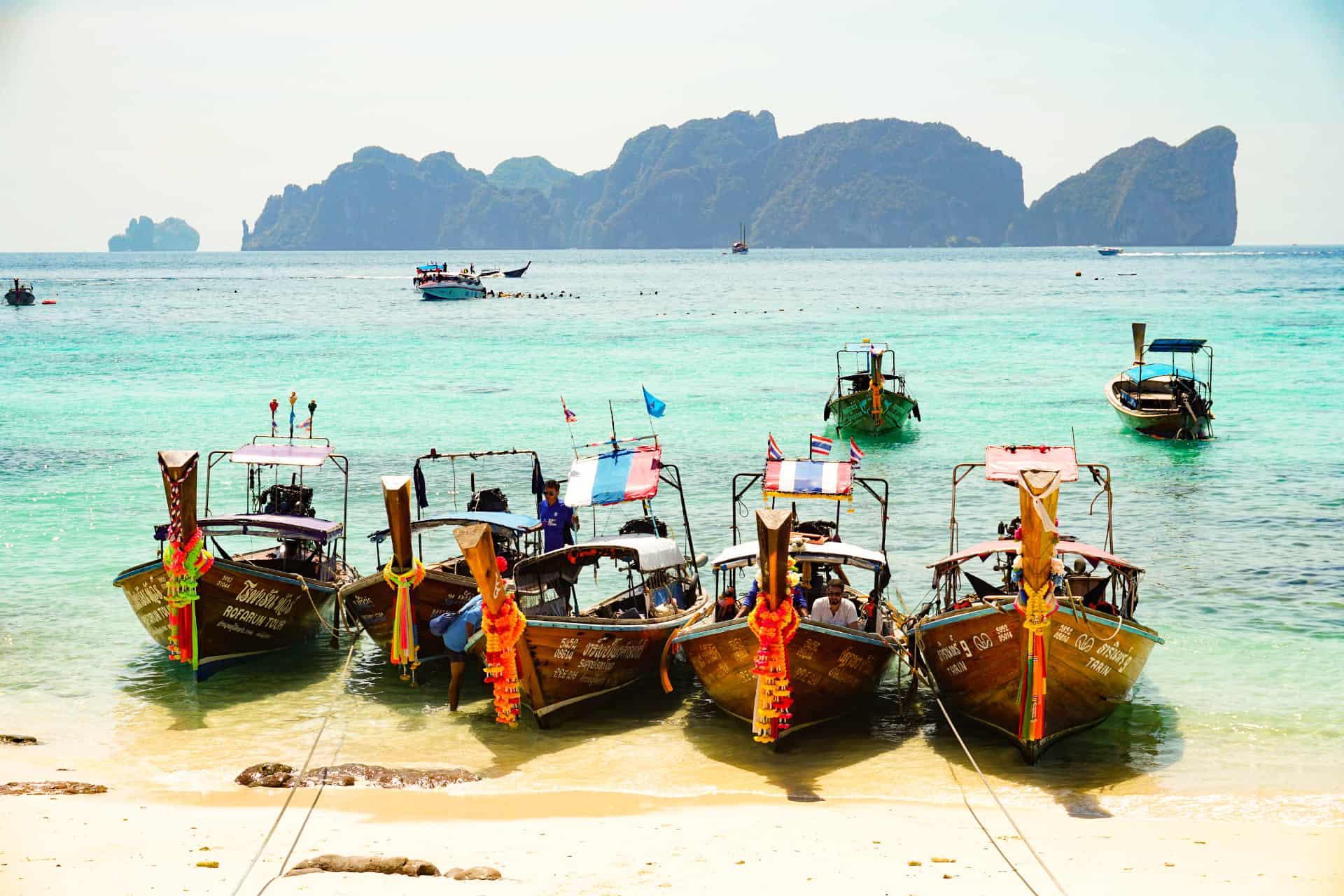 Ruta por Tailandia home