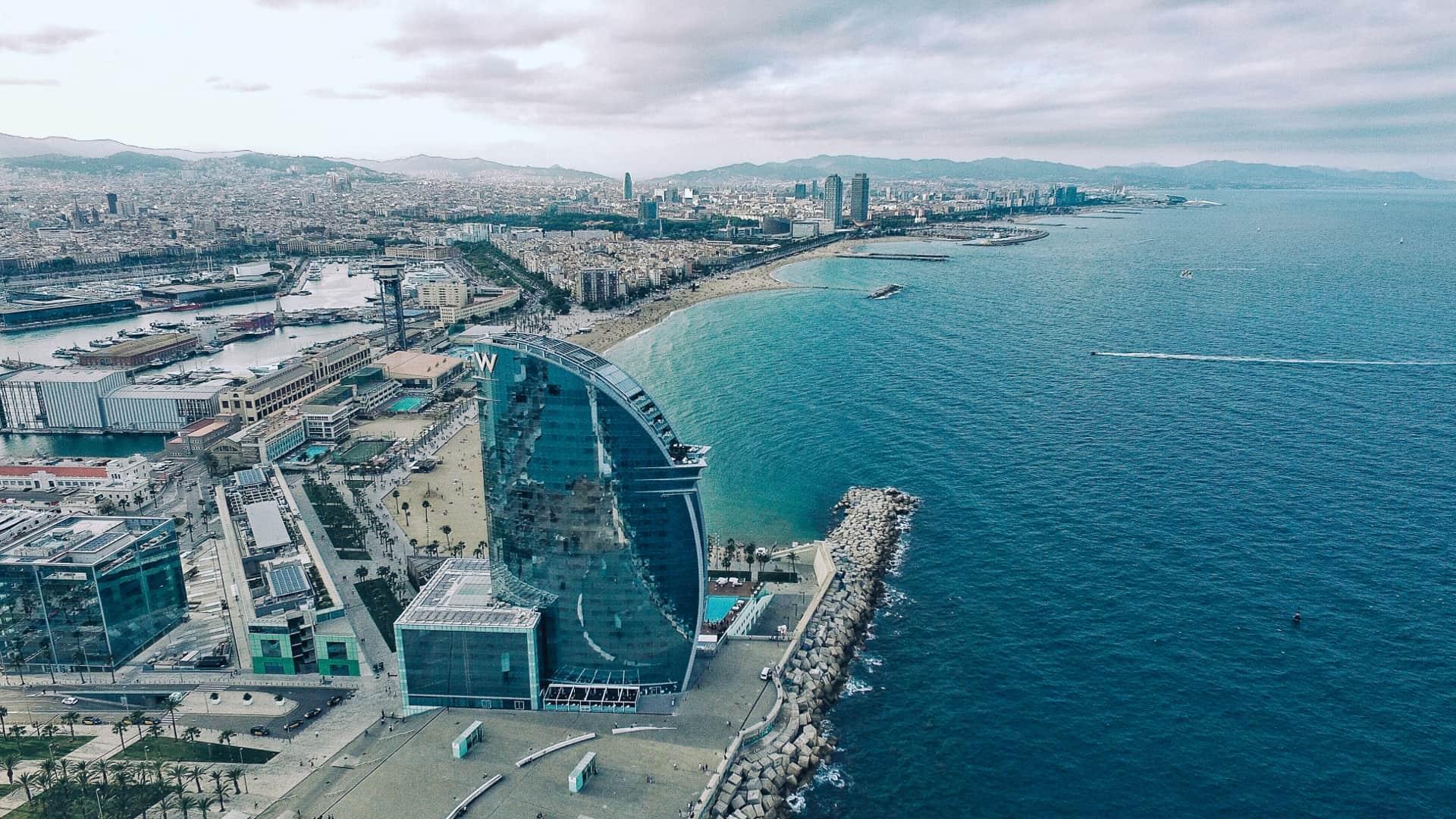 hoteles baratos en barcelona centro