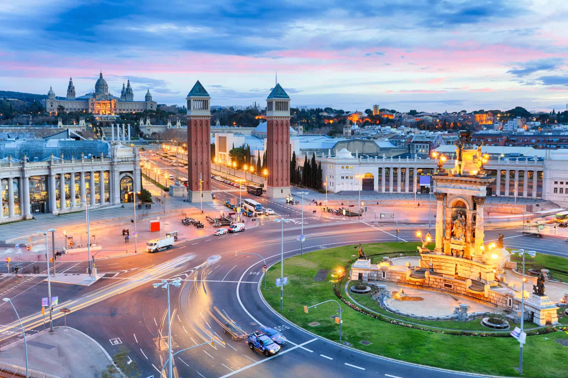 como ir del aeropuerto de Barcelona al centro