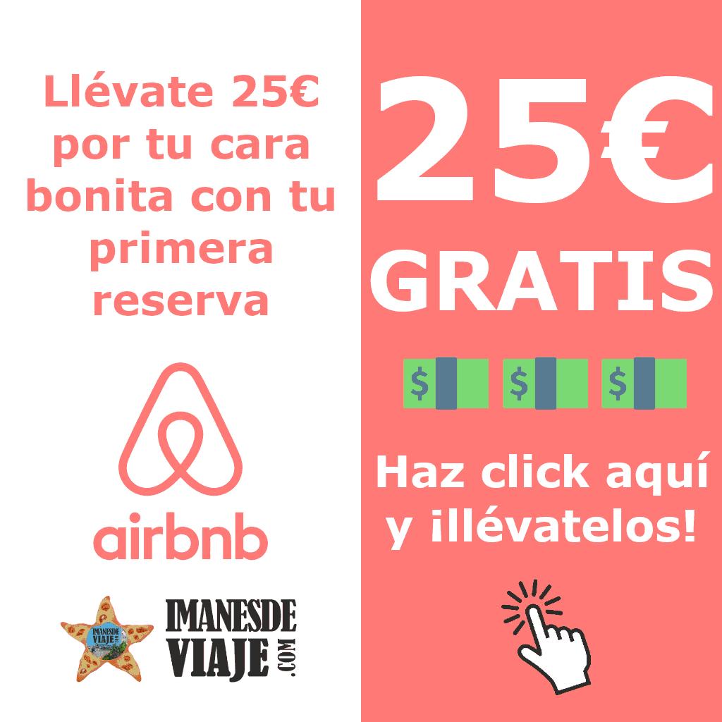 Ofertas y descuentos Airbnb