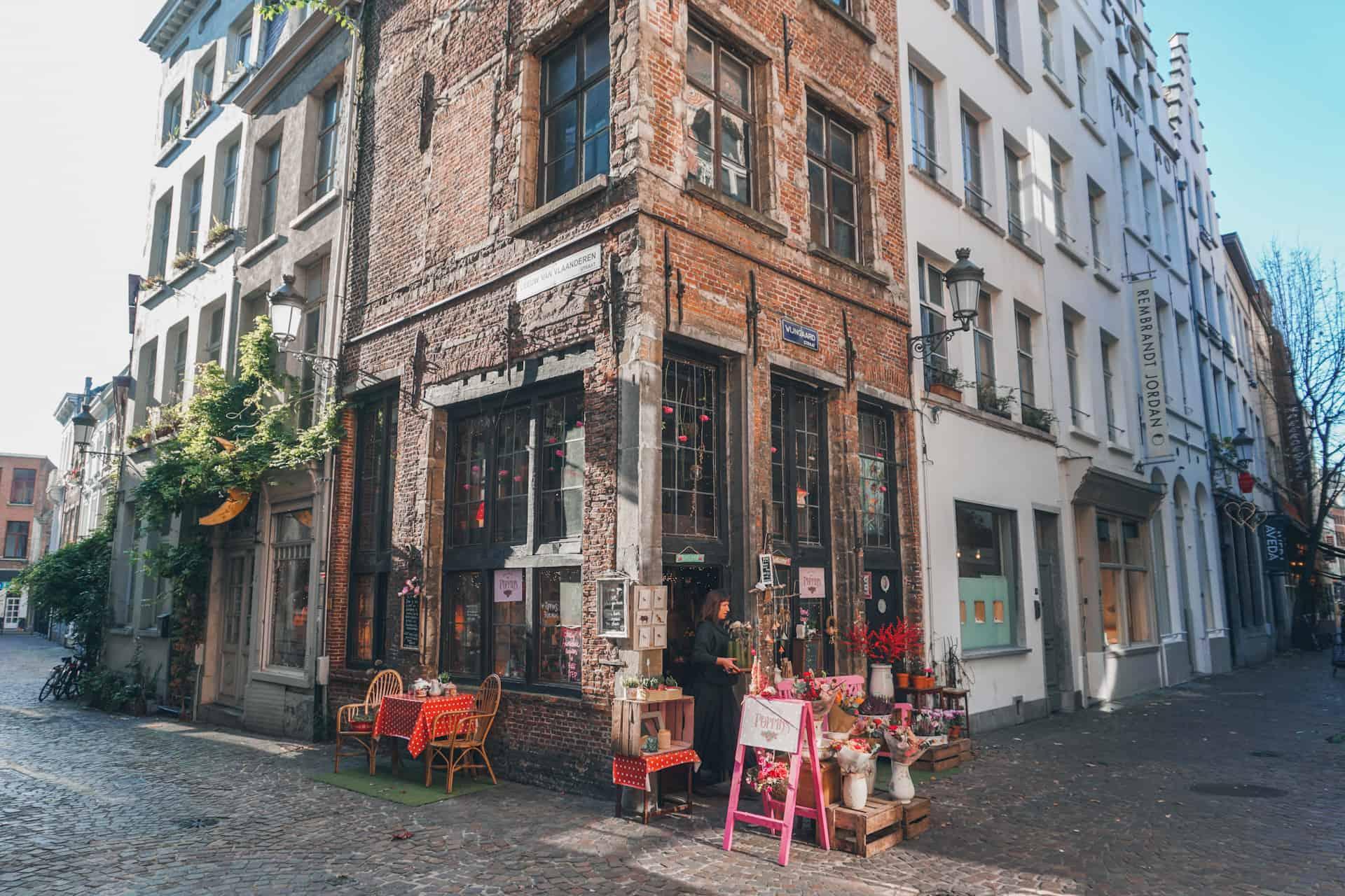 como moverse por belgica