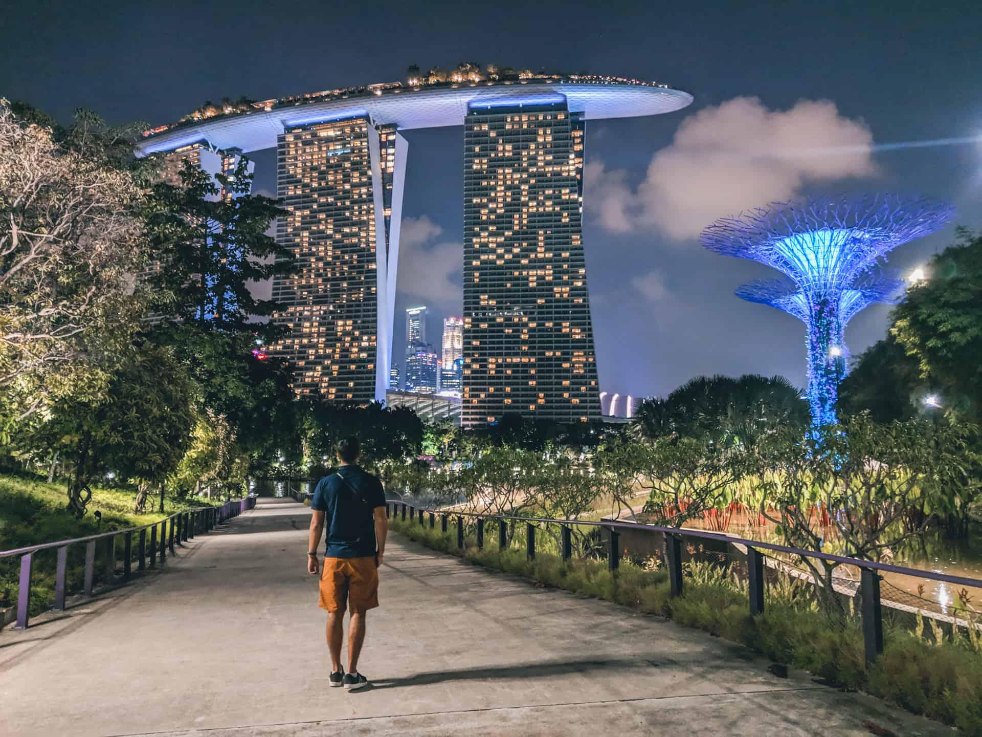 que hacer en Singapur en 3 dias