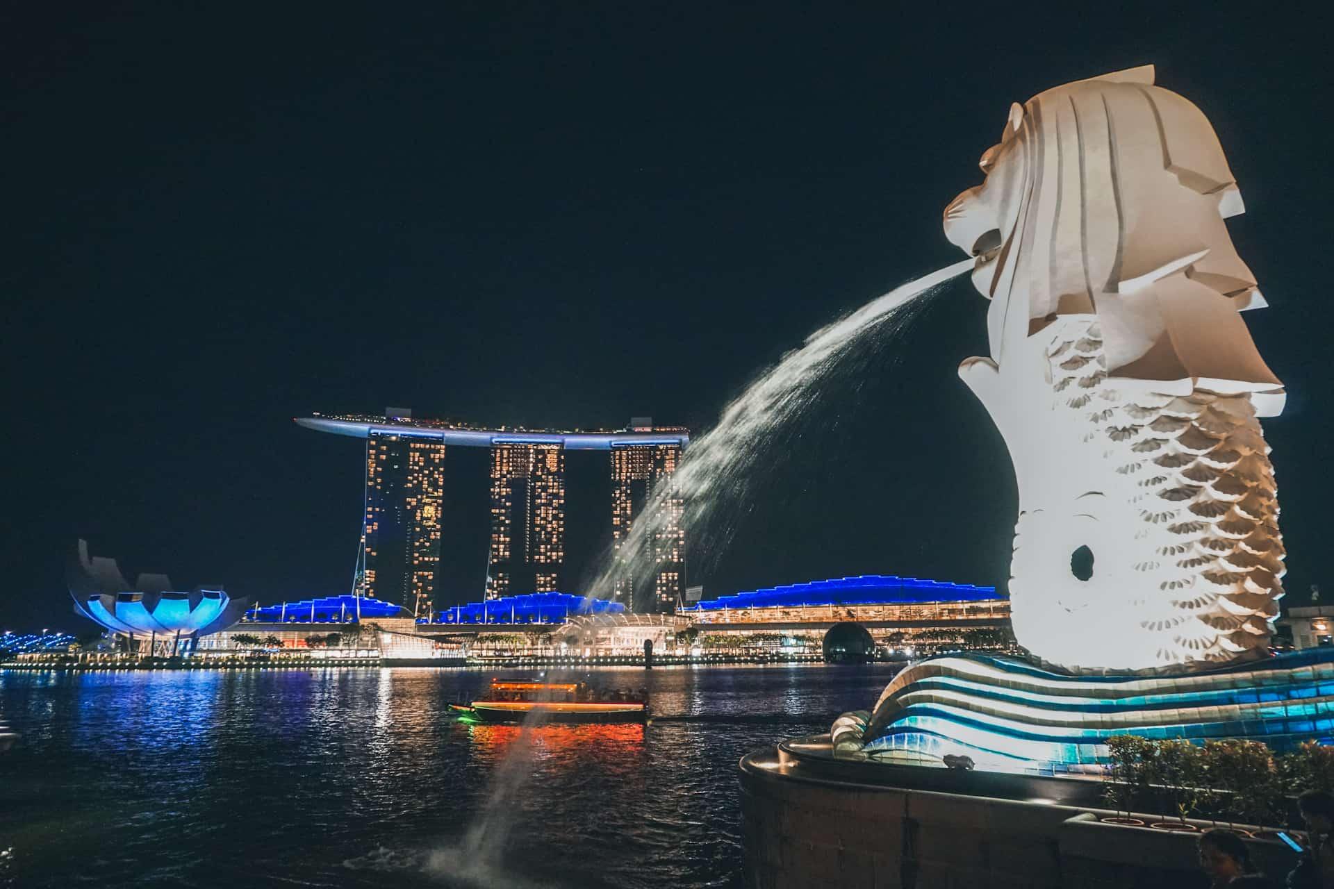 que ver en Singapur en 3 dias
