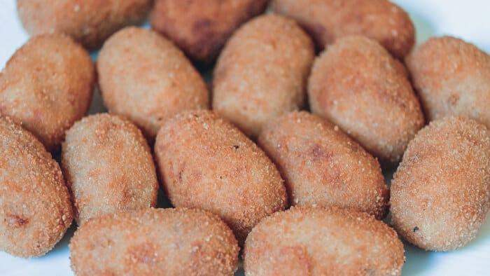 croquetas platos tipicos espana