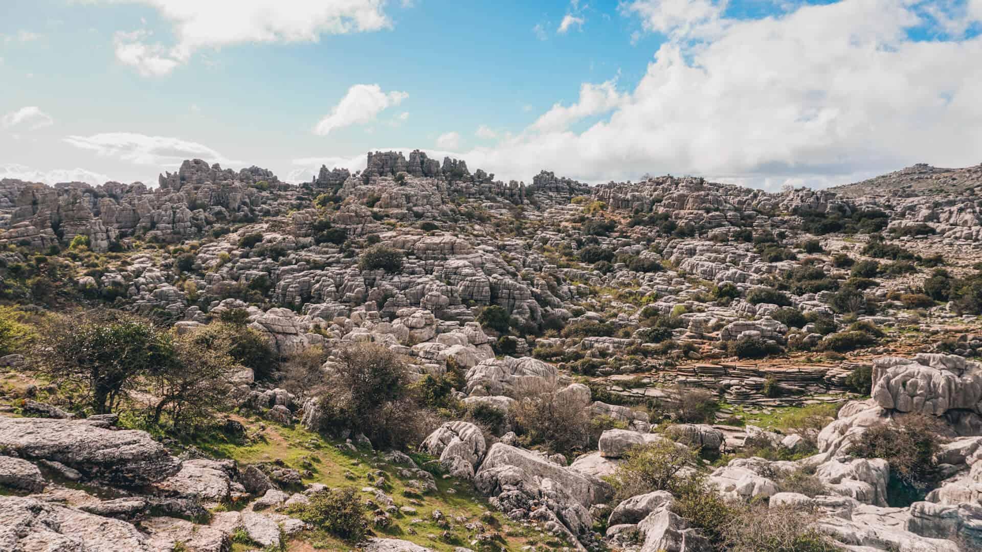 Rocas del Torcal de Antequera