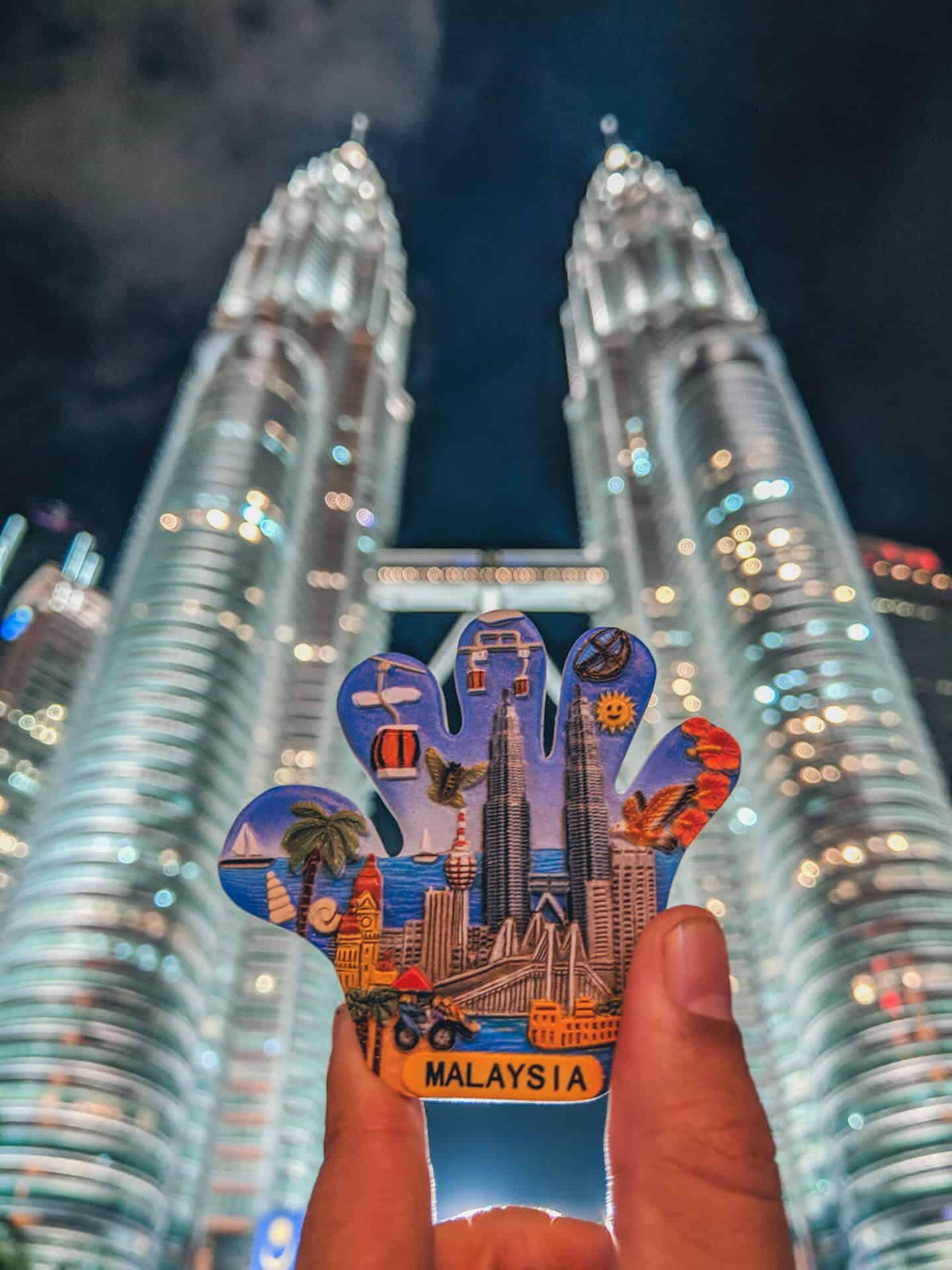 luna de miel por el sudeste asiatico Kuala Lumpur