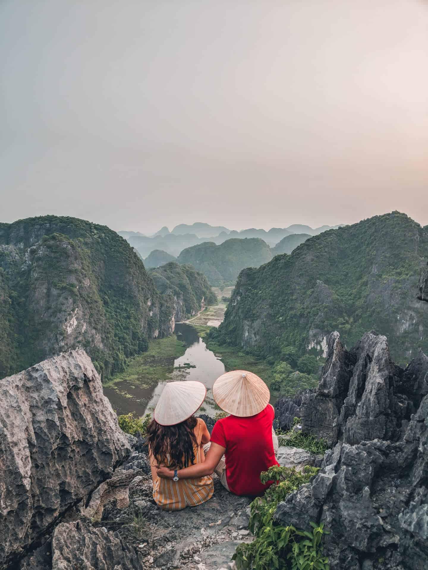 luna de miel por asia vietnam