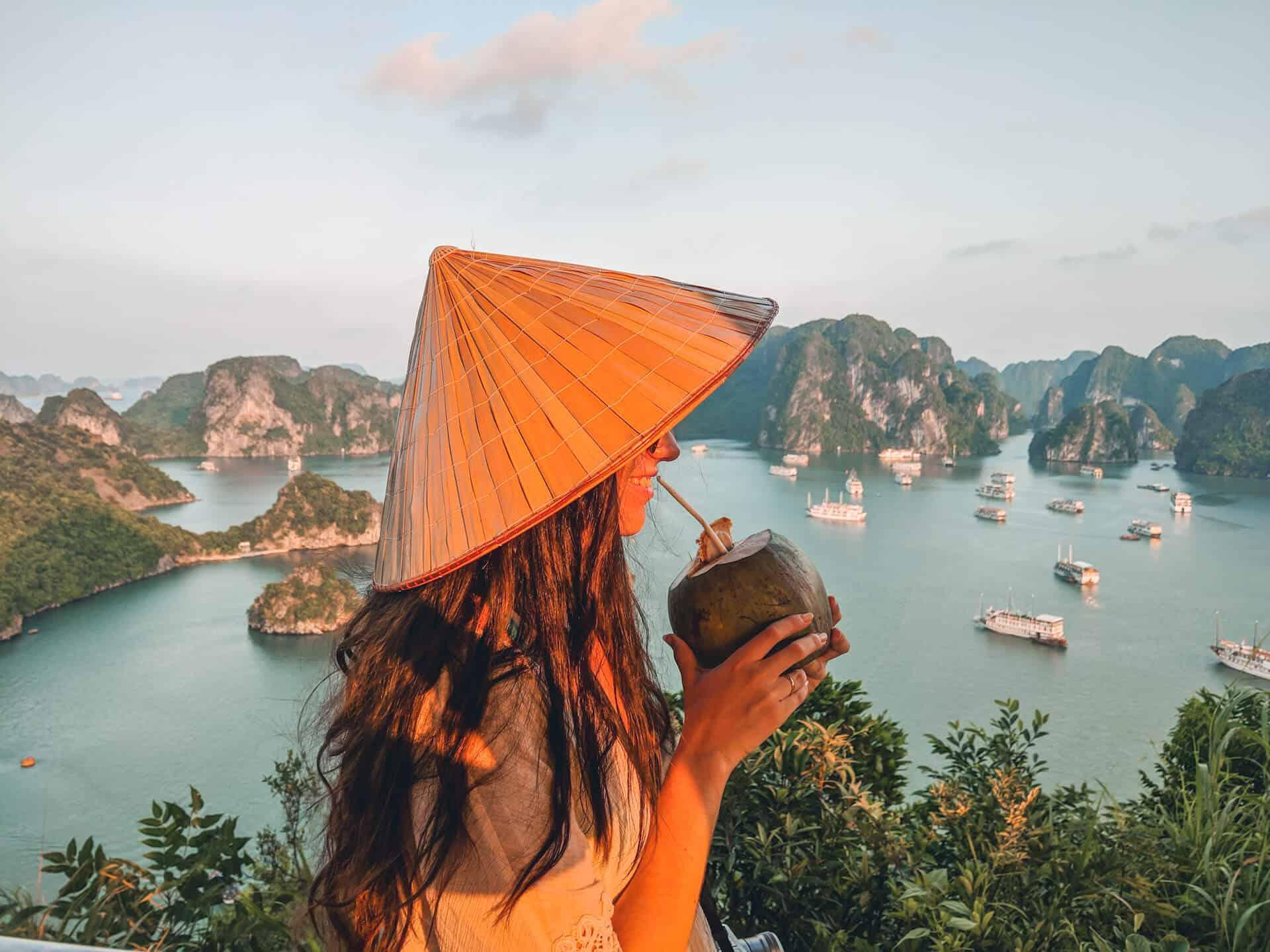 luna de miel asia vietnam