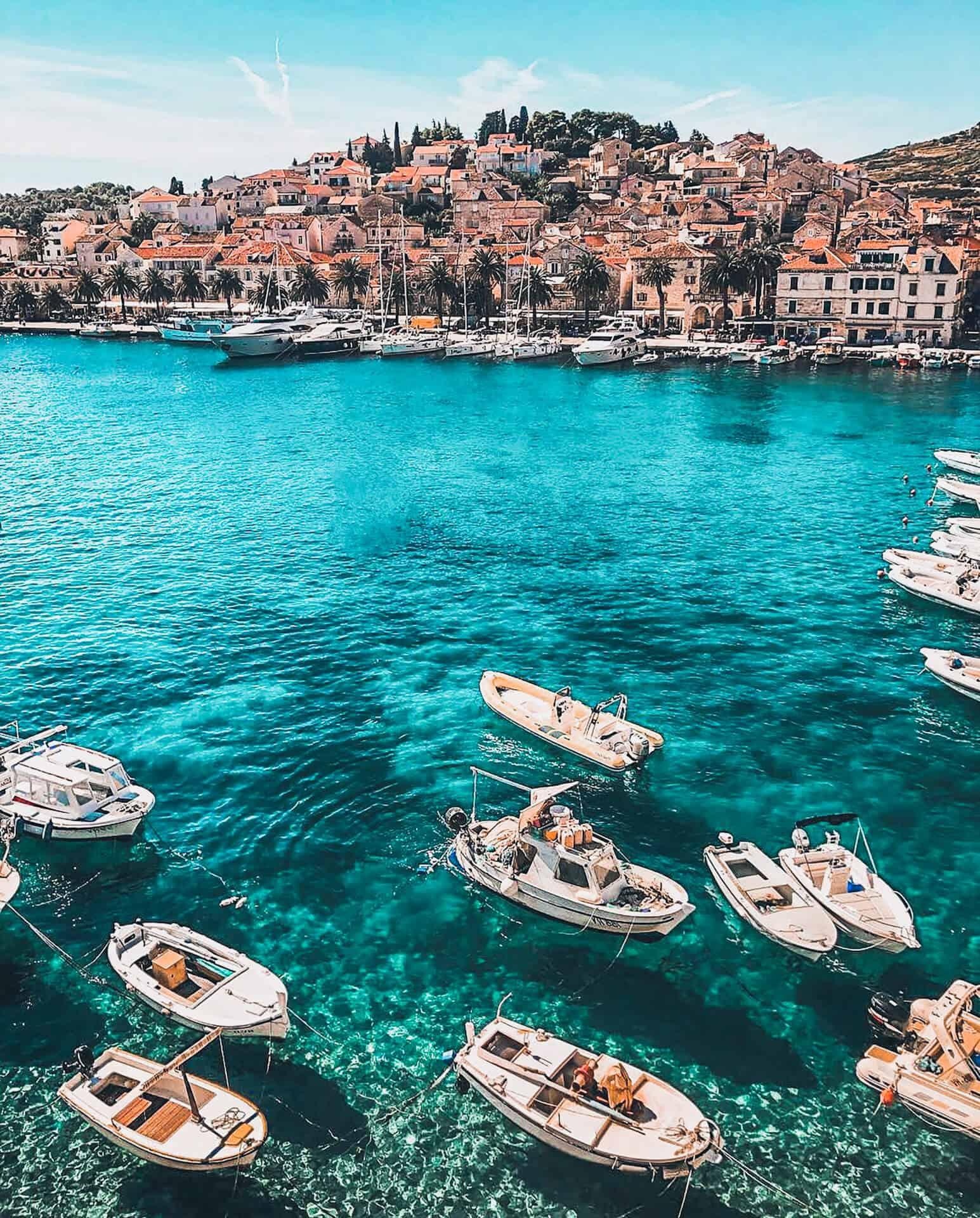 mejores playas de Croacia split
