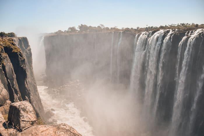 cataratas victoria uno de los paisajes mas bonitos del mundo