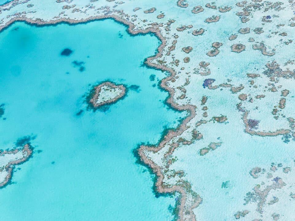 barrera coral el mejor paisaje del mundo