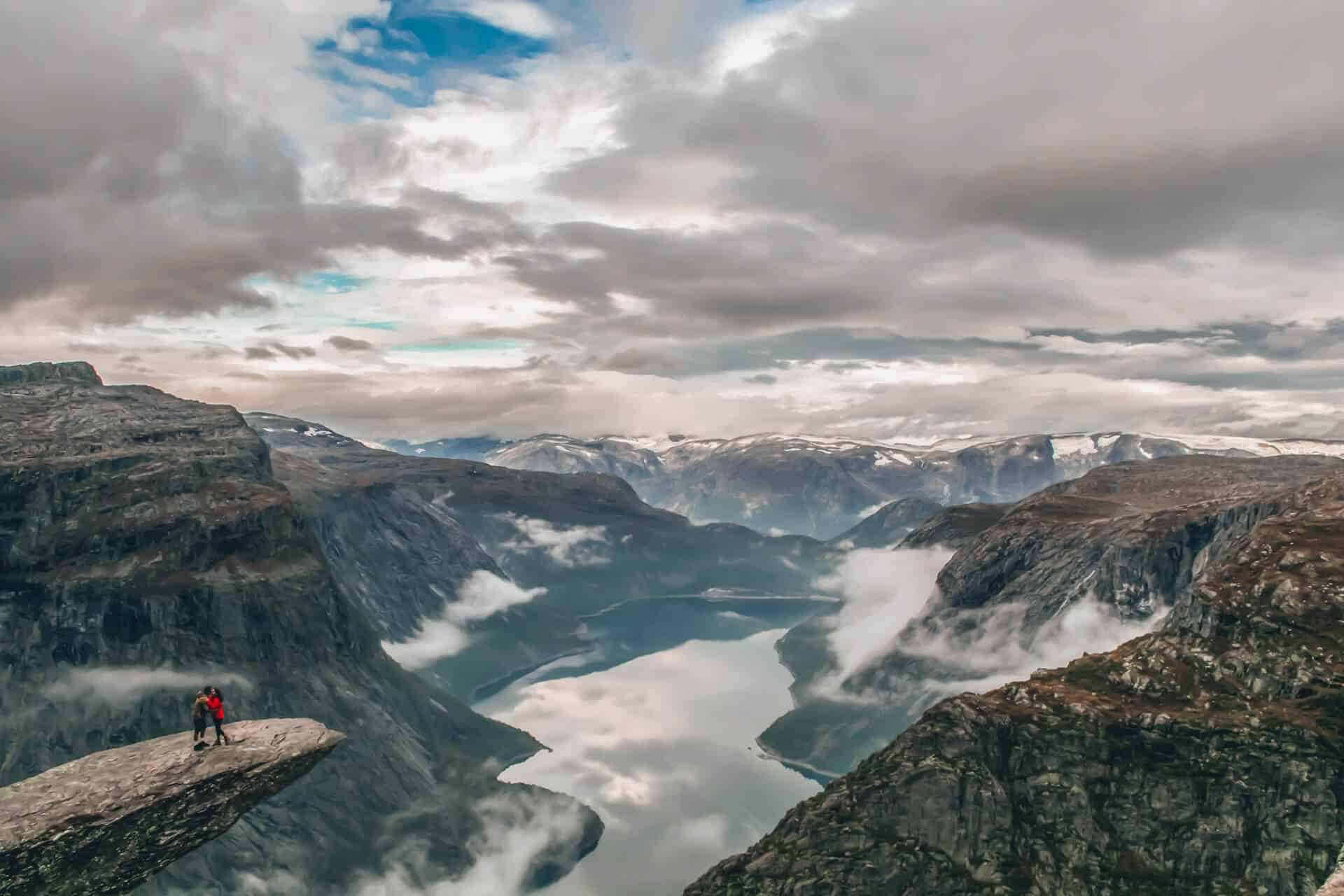 lugares mas alucinantes del mundo noruega