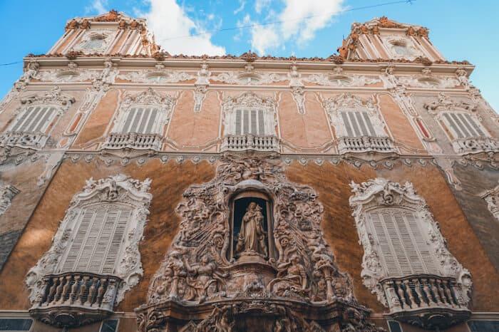 que ver en valencia Palacio del Marqués de Dos Aguas.