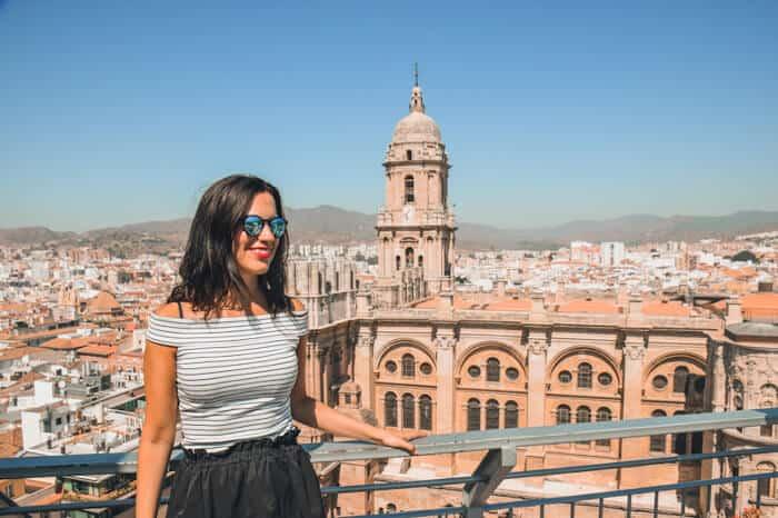 Las 10 Mejores Terrazas De Málaga Con Vistas Imanes De Viaje