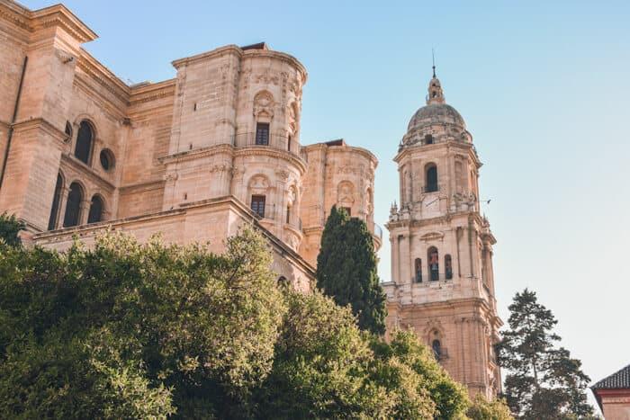 mejores terrazas de malaga con vistas a la catedral