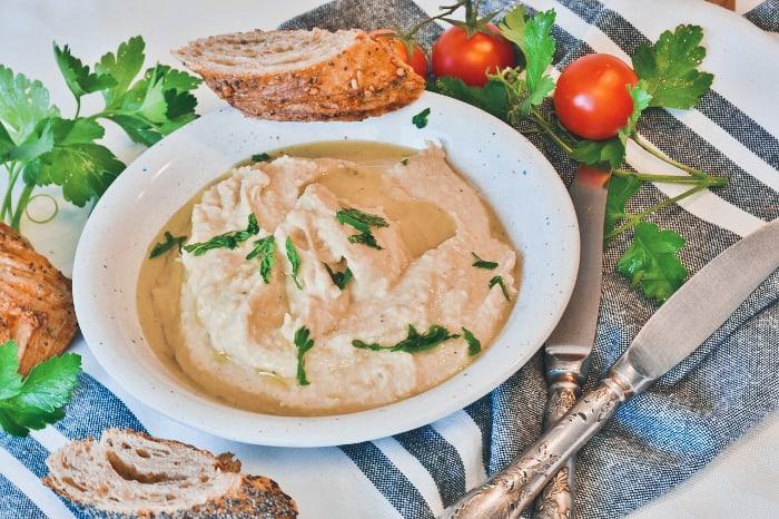 mejores platos del mundo hummus