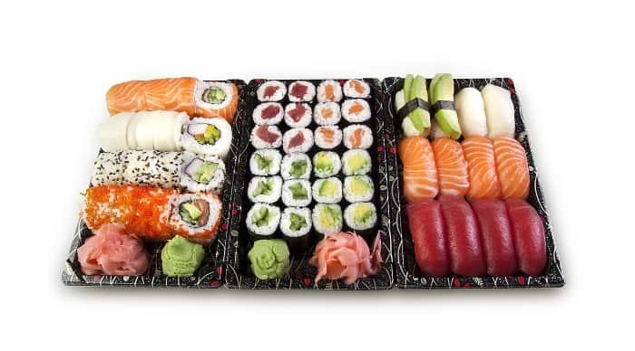 mejores platos del mundo sushi
