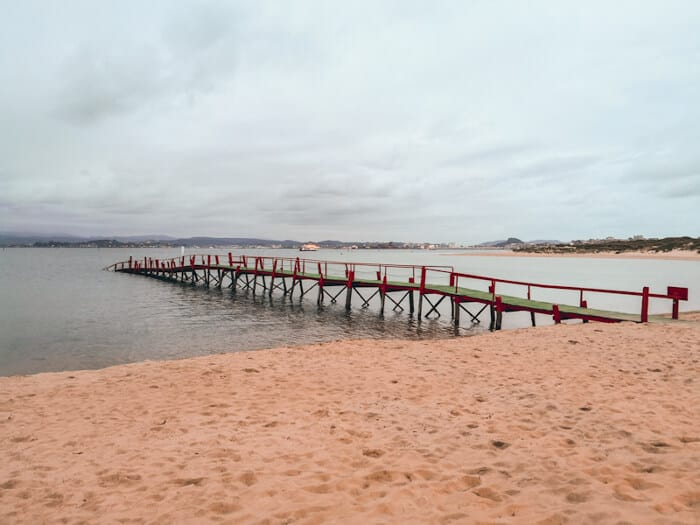 playa del puntal santander somo