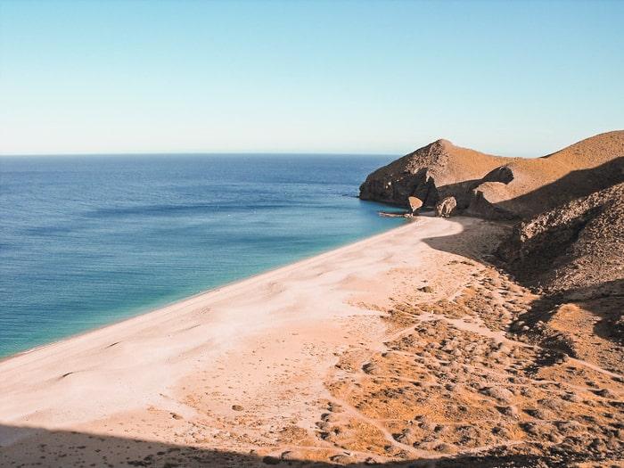 mejores playas de españa playa de los muertos